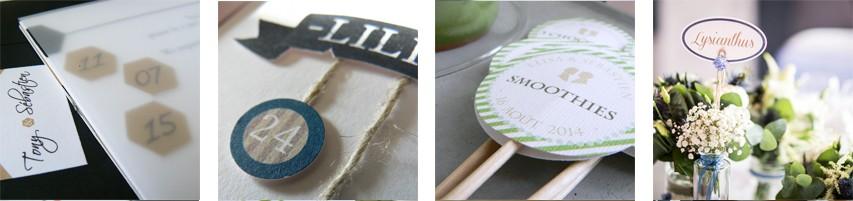 3-faire-part-mariage-personnalise-noir-graphique-hexagone-bapteme-fanion-navy-cake-topper-numéro-table-amiens-lille-paris