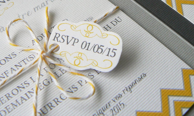 faire-part-personnalisé-etiquette-rsvp-gris-jaune-chevron-lemon-curd-baker-twine-papeterie-8