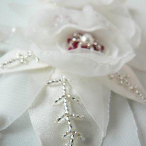 creation sur mesure bijou cheveux mariage
