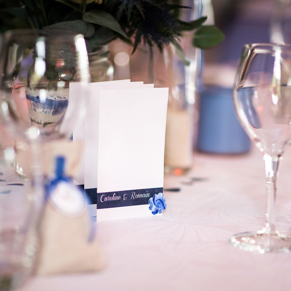 faire-part-mariage-bretagne-bleu-blanc-hortensia-papeterie-personnalisee-helene-ripoll-menu-accordeon