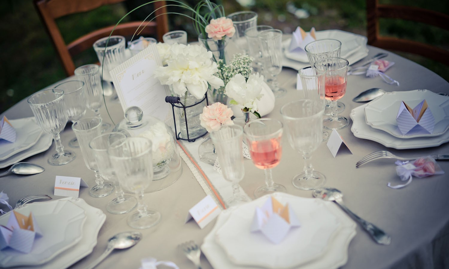Personnes notables Shabby Chic - Helene Ripoll | Bijoux & Papeterie de Mariage MW86