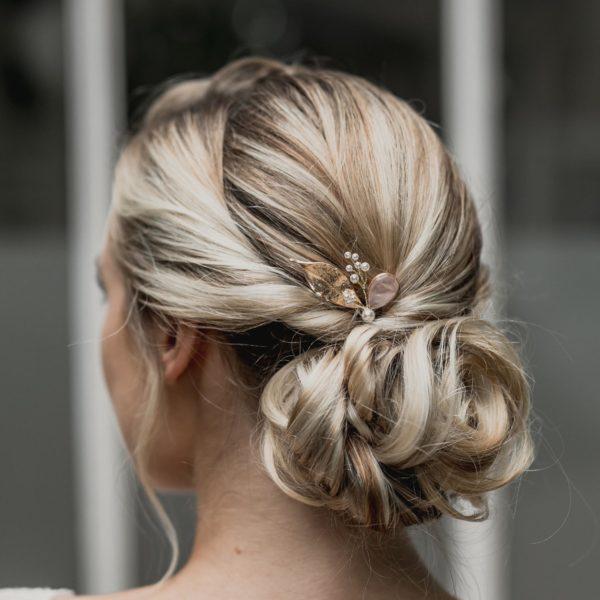 accessoire cheveux, bijou de mariage pour coiffure de mariée