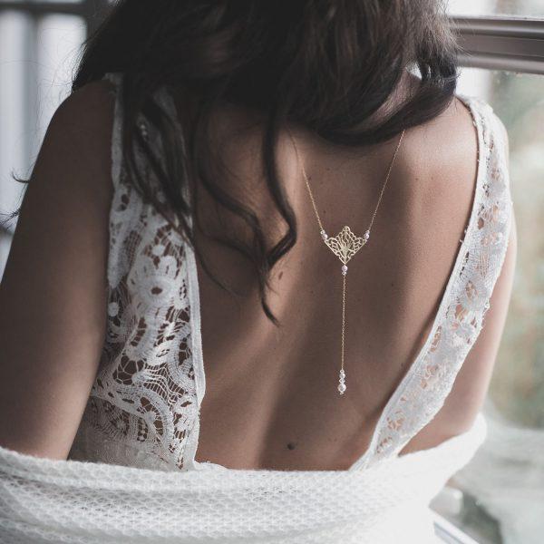 DRAKE - collier de dos