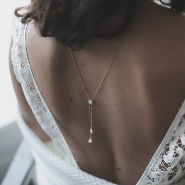 DIONE - collier de dos
