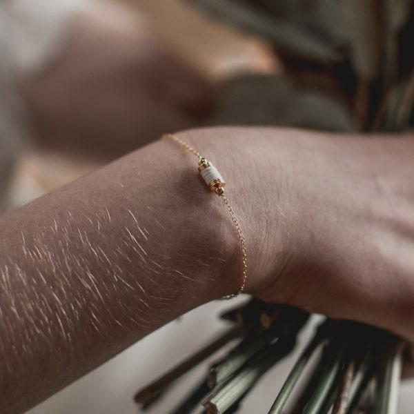 Bracelet simple et tendance esprit boho folk